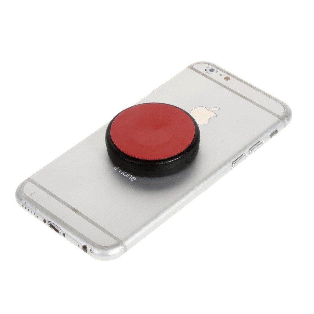 Shop4 - iPhone 6 Autohouder Magnetische Dashboardhouder Zwart ...